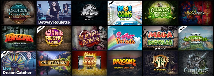 betway_casino_games
